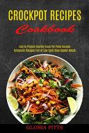 Crockpot Recipes Cookbook Book PDF