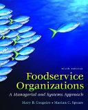 Foodservice Organizations Book PDF