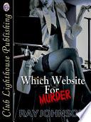 Which Website For Murder Book