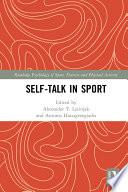 Self talk in Sport