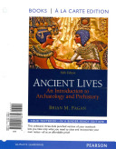Ancient Lives   My Anthrolab Book