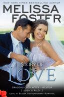 Story of Love: Josh & Riley's Wedding Novella