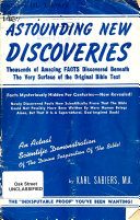 Astounding New Discoveries