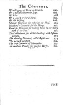 The Compleat Horseman  Or  Perfect Farrier     Abridged from the Folio Done Into English by Sir William Hope  With the Addition of Several Excellent Receipts  by Our Best Farriers  and Directions to the Buyers and Sellers of Horses  The Fourth Edition Corrected  Etc