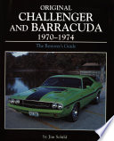 Original Challenger and Barracuda 1970 1974
