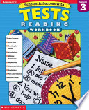 Scholastic Success With Tests  : Reading - Grade 3