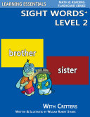 Sight Words Plus Level 2: Sight Words Flash Cards with Critters for Kindergarten & Up Pdf/ePub eBook