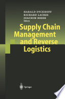 Supply Chain Management and Reverse Logistics