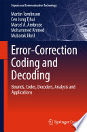 Error Correction Coding and Decoding