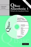 QBase Anaesthesia  Volume 1