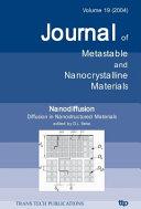 Nanodiffusion Book PDF