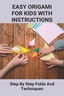 Easy Origami Book
