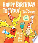 Happy Birthday to You  Great Big Flap Book