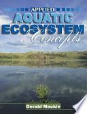 Applied Aquatic Ecosystem Concepts