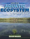 Applied Aquatic Ecosystem Concepts Book PDF
