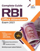 Complete Guide for RBI Office Attendants Exam 2021