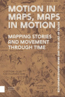 Pdf Motion in Maps, Maps in Motion