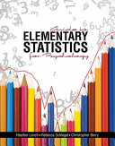 Guide To Elementary Statistics For Psychology Book PDF
