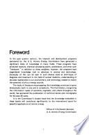 Technical Books Monographs