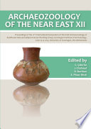 Archaeozoology Of The Near East Xii