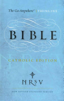 NRSV Go-Anywhere Thinline Bible Catholic Edition (PB)