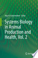 Systems Biology in Animal Production and Health Book