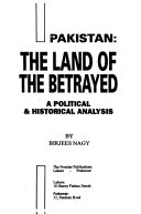 Pakistan  the Land of the Betrayed Book PDF