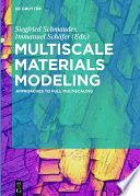Multiscale Materials Modeling