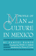 Pdf Profile of Man and Culture in Mexico