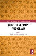 Sport in Socialist Yugoslavia
