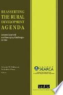 Reasserting the Rural Development Agenda