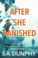After She Vanished ebook