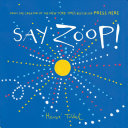 Say Zoop! Hervé Tullet Cover