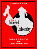 How to Succeed at University  Canadian Edition