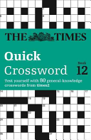 The Times T2 Crossword
