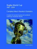 Rugby World Cup 1987   2019  Complete Results and Statistics