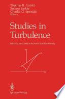 Studies in Turbulence Book
