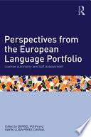 Perspectives from the European Language Portfolio