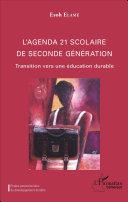 L'agenda 21 scolaire de seconde génération ebook