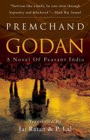 Godan; A Novel of Peasant India
