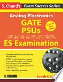 Analog Electronics   GATE  PSUS AND ES Examination