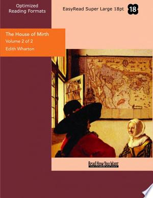 Download The House of Mirth Free Books - E-BOOK ONLINE