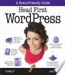 Head First WordPress Book