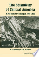 The Seismicity of Central America