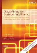 Data Mining for Business Intelligence Book