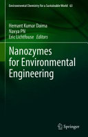 Nanozymes for Environmental Engineering Book