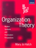 Cover of Organization Theory