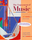 The Enjoyment of Music Book PDF