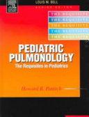 Pediatric Pulmonology Book PDF