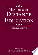 Handbook Of Distance Education Book PDF